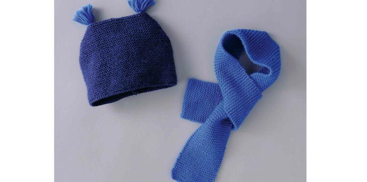 L'écharpe pour bébé