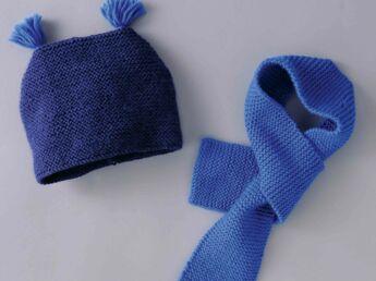 5 façons tendance de porter une écharpe plaid   Femme Actuelle Le MAG d8962476f53