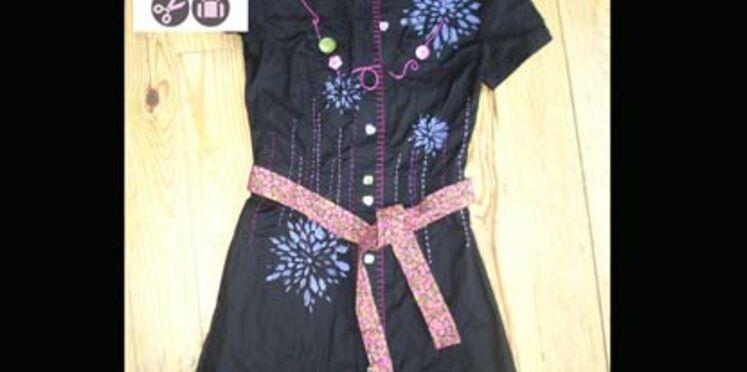 Ma robe customisée