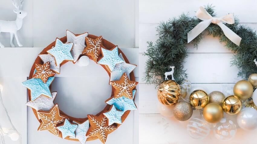 Nos plus belles idées de couronnes de Noël