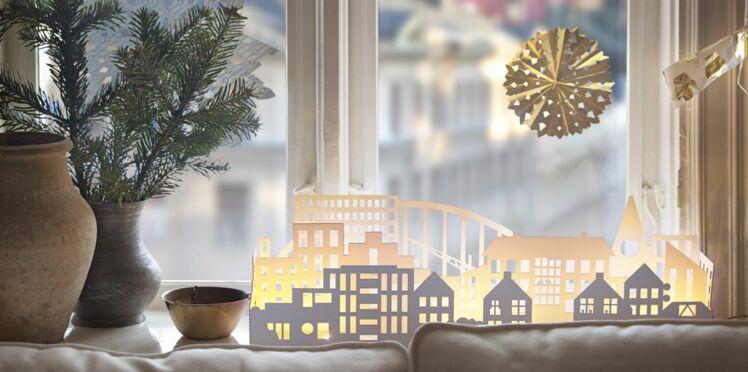 Nos idées déco pour animer les fenêtres à Noël
