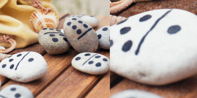Paniers à paillettes, galets dominos, bols pastels... Nos meilleurs DIY de l'été