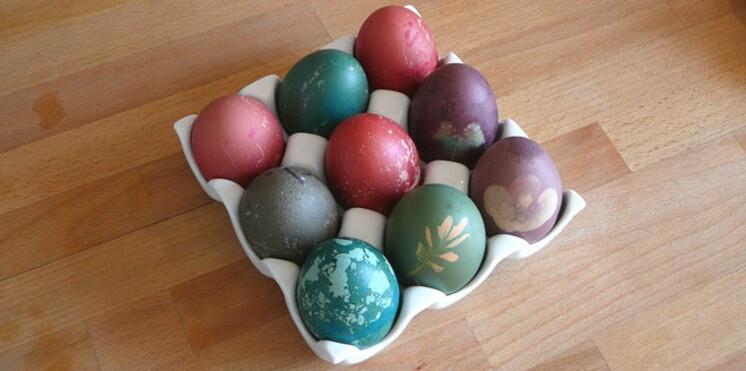 Décorer des œufs de Pâques, c'est facile !
