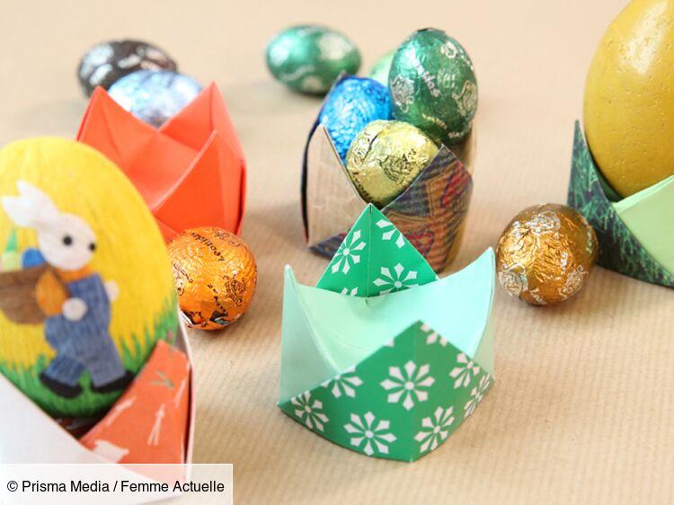 Origami Faciles Et Pliage De Serviettes Pour Une Déco De