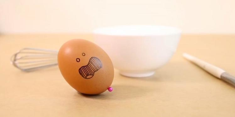 Pâques : comment vider un oeuf pour le décorer