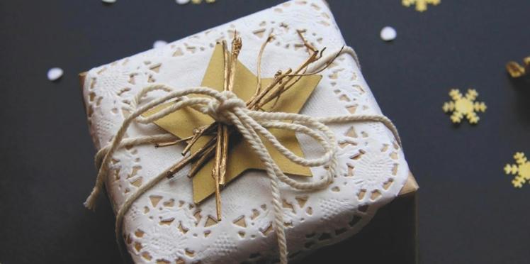 Des paquets cadeaux homemade pour Noël