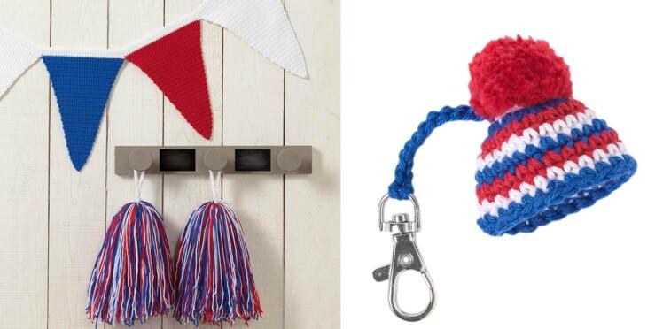 Le porte-clef mini-bonnet