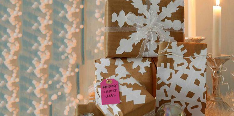 Rapide et facile : une idée géniale pour un beau paquet cadeau