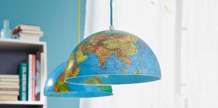 Réaliser une suspension globe