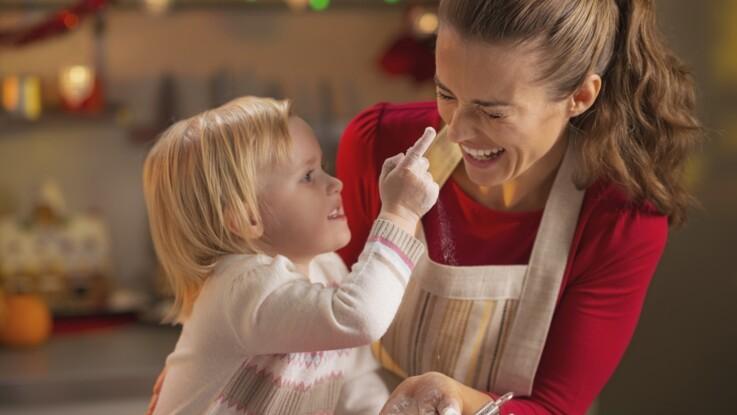 Pâte à sel de Noël : notre recette