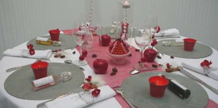 Réaliser une jolie table de fête en 30 minutes