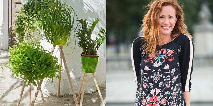Hyper tendance, un cache-pot sur pieds facile et pas cher avec Sophie Ferjani