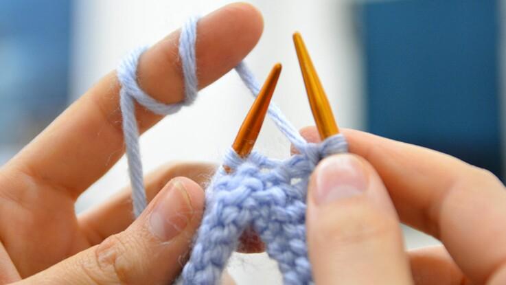Tricot : former des augmentations à l'intérieur avec We Are Knitters