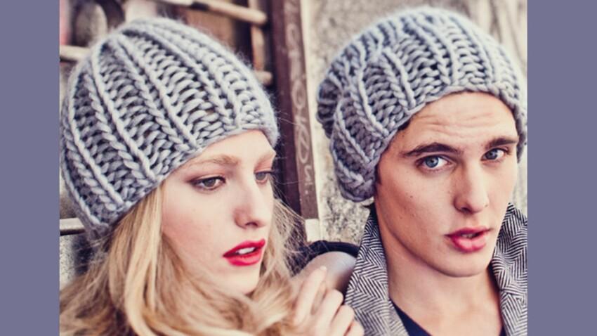 Tricot : terminer un bonnet avec We Are Knitters