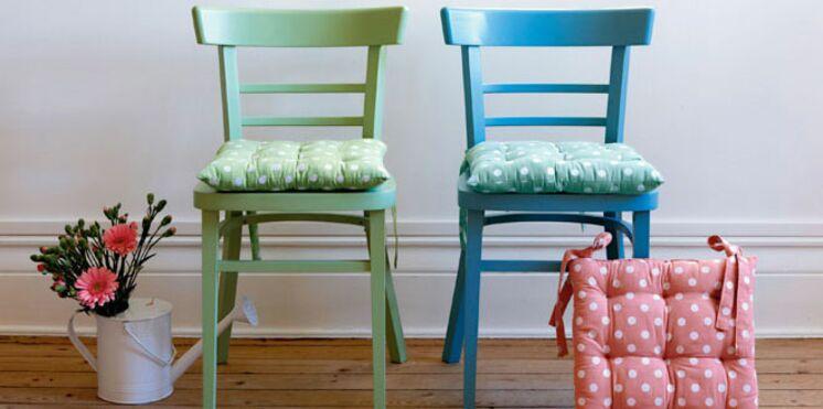 5 idées pour customiser une chaise
