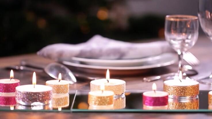 VIDEO - Un centre de table à prix mini pour Noël