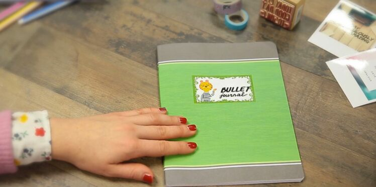 VIDEO - Le bullet journal, mode d'emploi