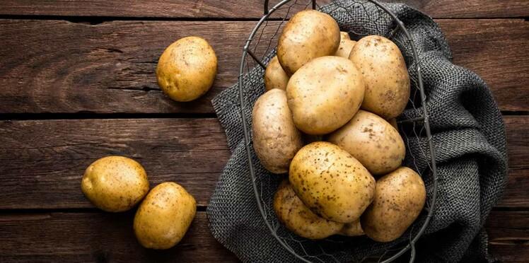 10 astuces géniales à réaliser avec une pomme de terre