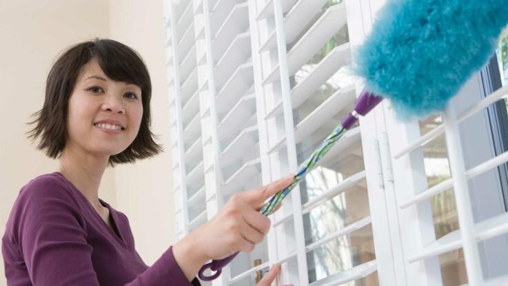 Vrai-faux : 10 trucs à savoir avant de faire la poussière chez vous