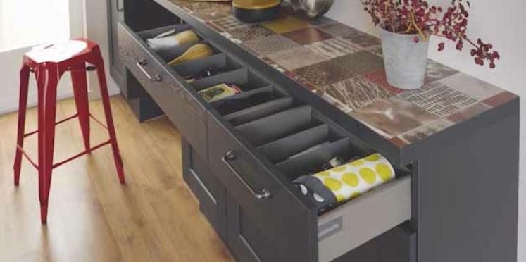 4 astuces pour bien ranger ses placards de cuisine