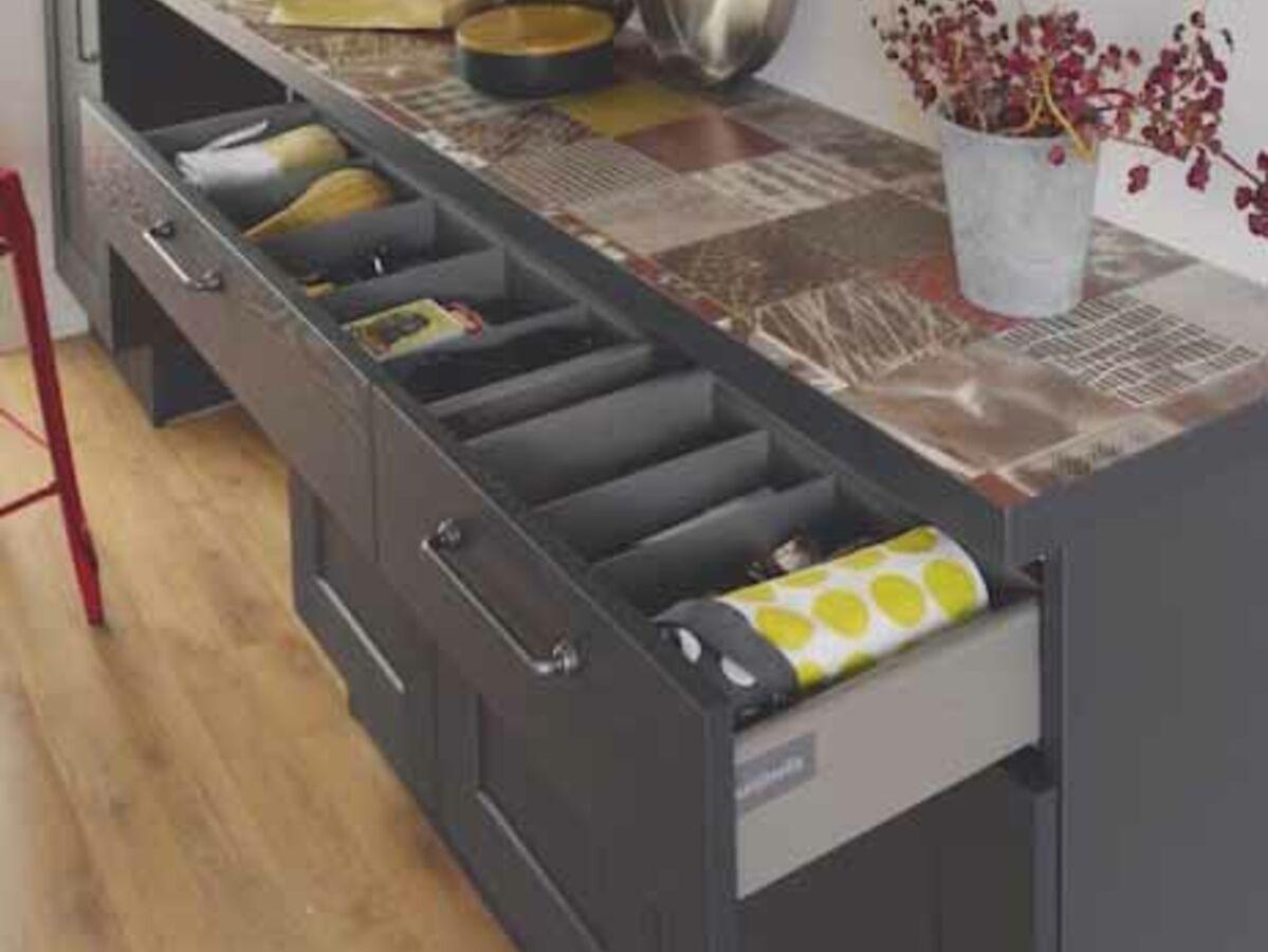 Comment Ranger Son Armoire À Vin 4 astuces pour bien ranger ses placards de cuisine : femme