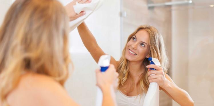 5 astuces pour nettoyer un miroir