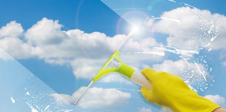 5 erreurs qu'on fait tous en nettoyant les vitres