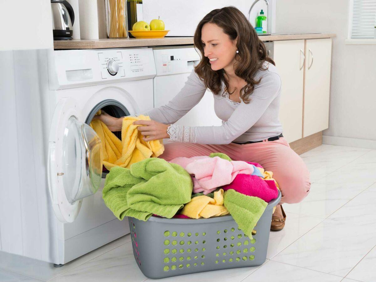 Nettoyer Machine À Laver Le Linge 5 erreurs que l'on fait toutes avec notre lave-linge : femme