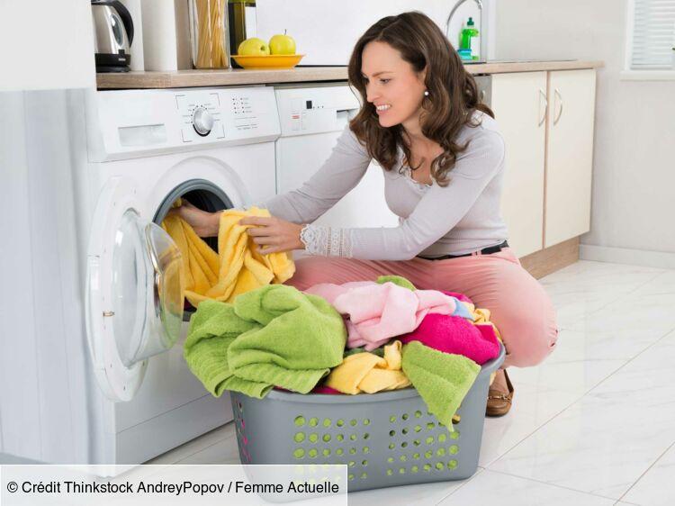 5 Erreurs Que Lon Fait Toutes Avec Notre Lave Linge Femme