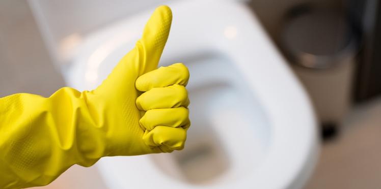 Les 6 astuces faciles pour nettoyer vos toilettes