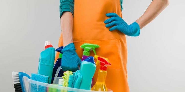 Les produits ménagers à proscrire d'après 60 millions de consommateurs