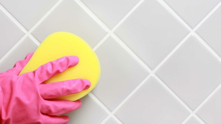 7 astuces pour nettoyer les joints de carrelage femme. Black Bedroom Furniture Sets. Home Design Ideas