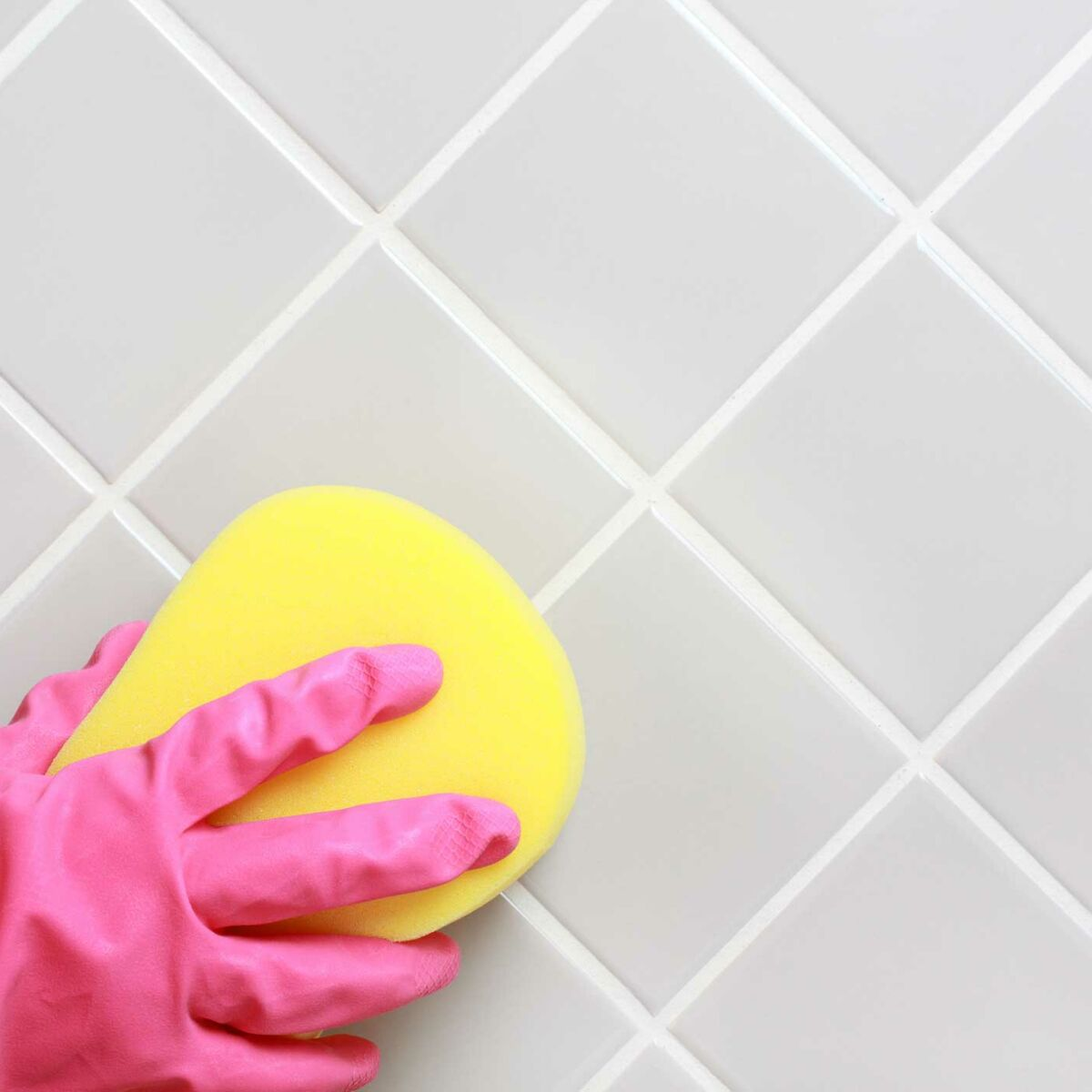 Carrelage Blanc Joint Noir 7 astuces pour nettoyer les joints de carrelage : femme