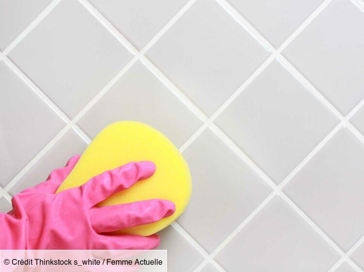 7 Astuces Pour Nettoyer Les Joints De Carrelage Femme Actuelle Le Mag
