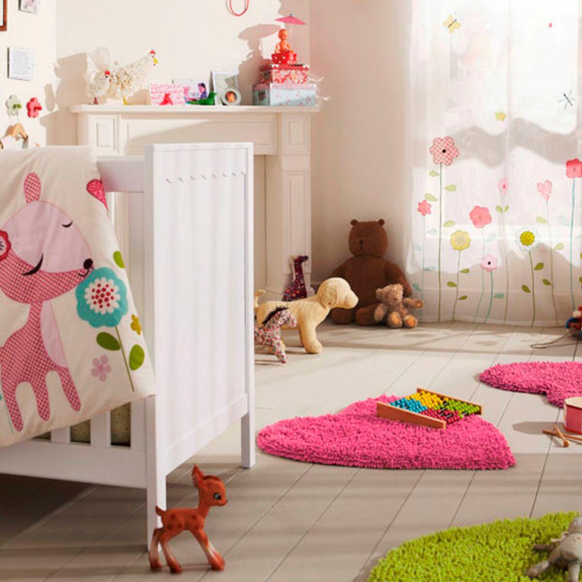 Partage Chambre Fille Garcon chambre d'enfant : 7 règles d'or pour qu'il s'y sente bien