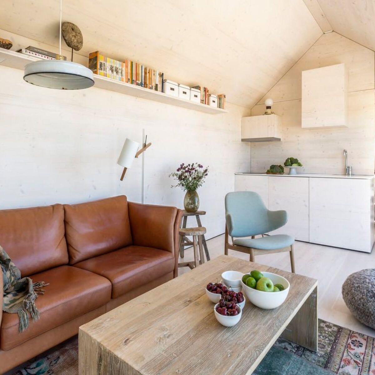 Mur De Rangement Salon 9 astuces pour optimiser l'espace dans votre salon : femme