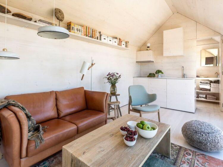 9 astuces pour optimiser l\'espace dans votre salon : Femme Actuelle ...