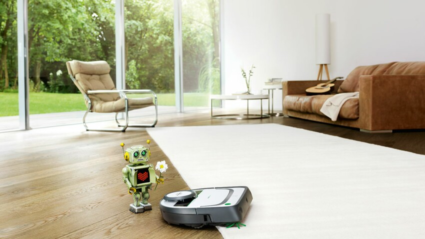 Aspirateur robot : j'ai testé le dernier né chez Vorwerk