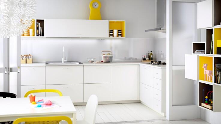 astuces pour une cuisine am nag e petit prix femme actuelle le mag. Black Bedroom Furniture Sets. Home Design Ideas
