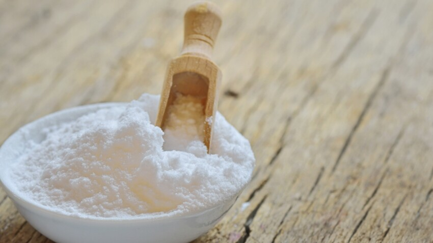 Bicarbonate de soude : le mélanger pour tout nettoyer