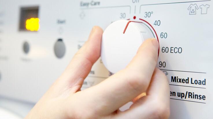 Pour bien laver son linge, 30°C, ça suffit !   Femme Actuelle Le MAG eb0c67c4887