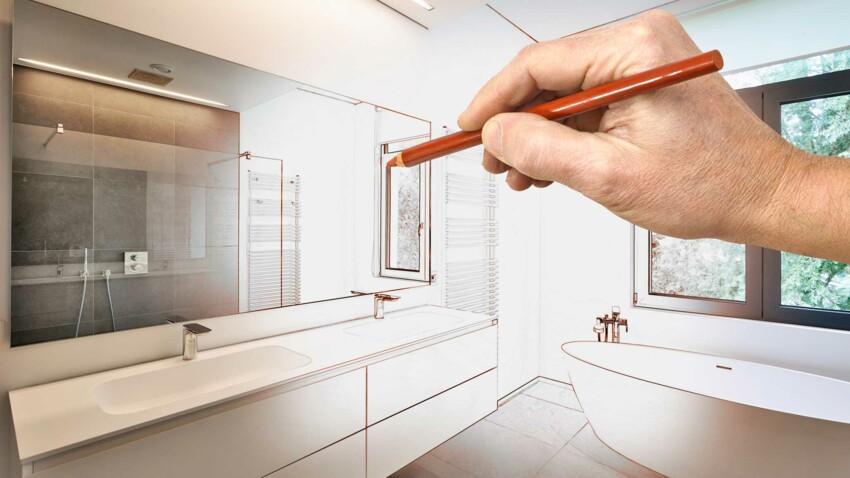 Quelle est la bonne hauteur pour un meuble de salle de bain ?