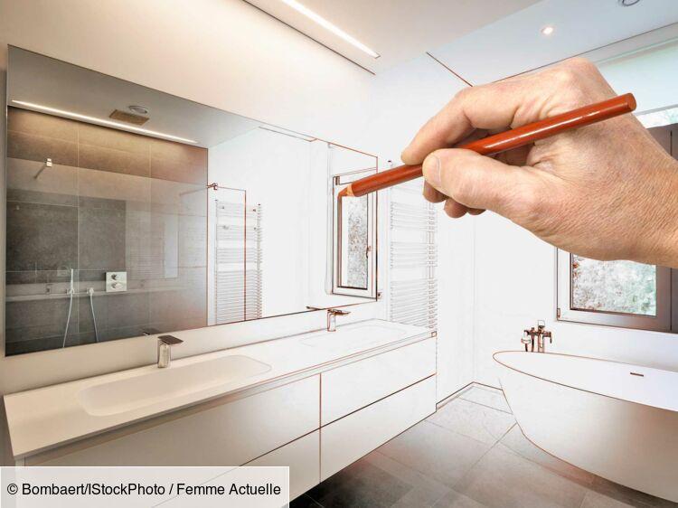 Quelle est la bonne hauteur pour un meuble de salle de bain ...
