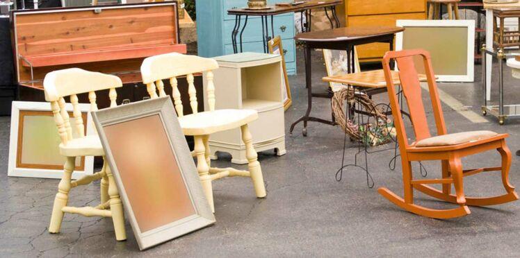 Dénicher des objets et des meubles à petits prix