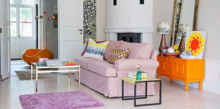 Canapé Ikea : j'ai testé la housse Bemz
