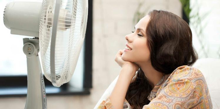 Canicule : comment optimiser l'effet de son ventilateur ?