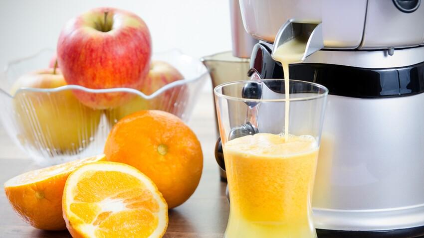 Comparatif : quel est le meilleur extracteur de jus ?
