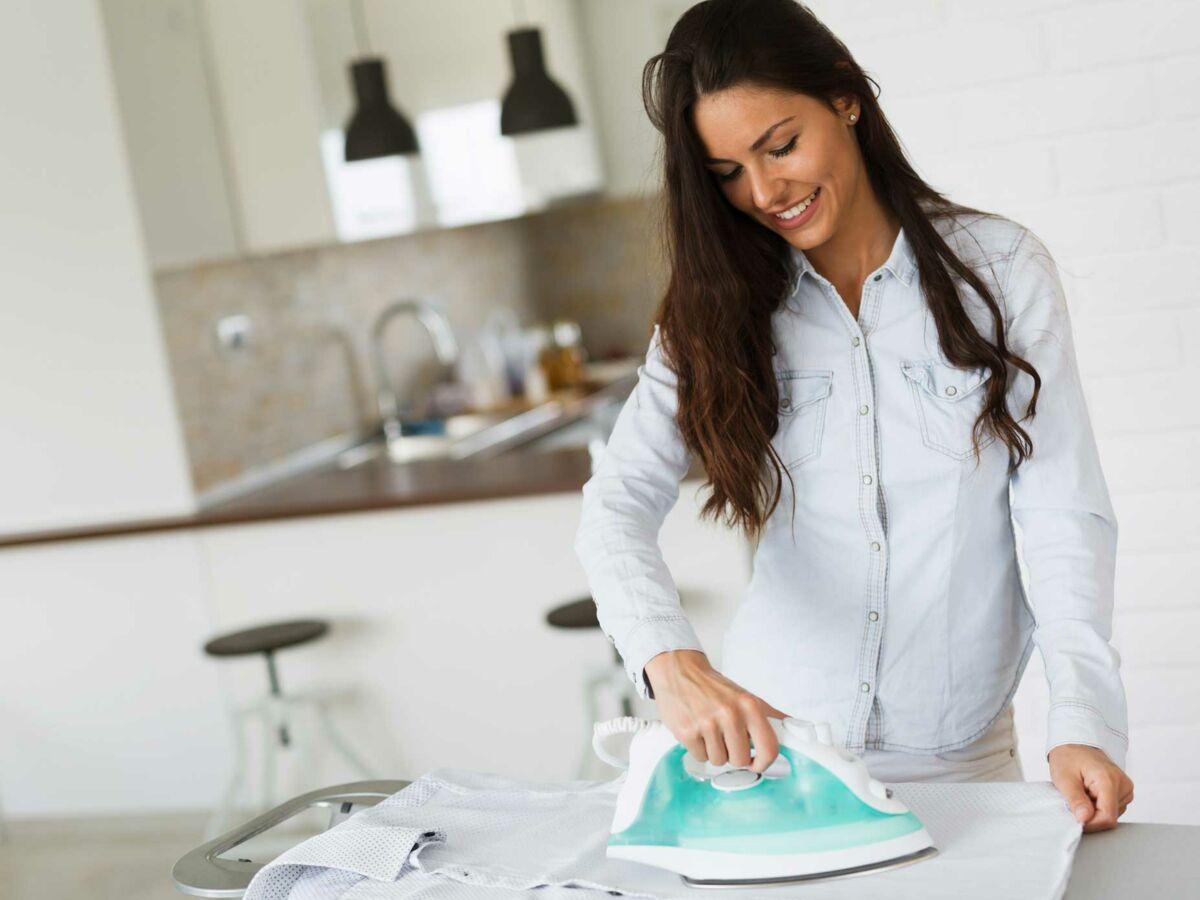 Nettoyer Semelle De Fer comment nettoie-t-on son fer à repasser ? : femme actuelle