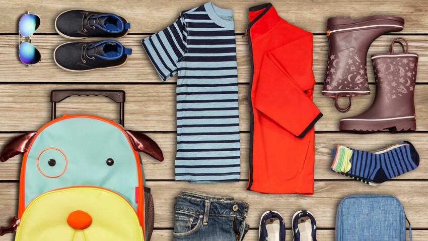 Comment optimiser la valise de colo de votre enfant ?