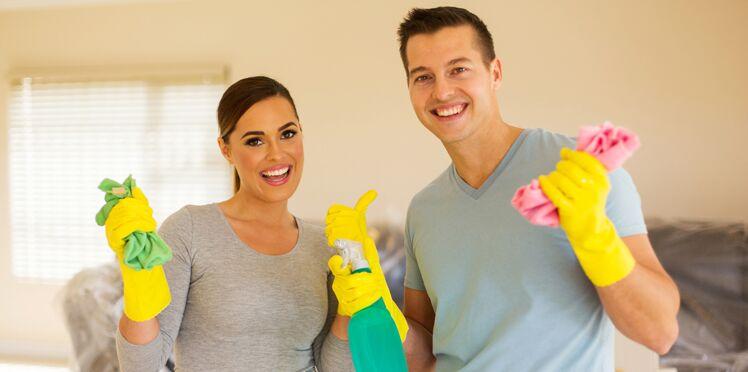 Comment réconcilier son homme avec le ménage ?